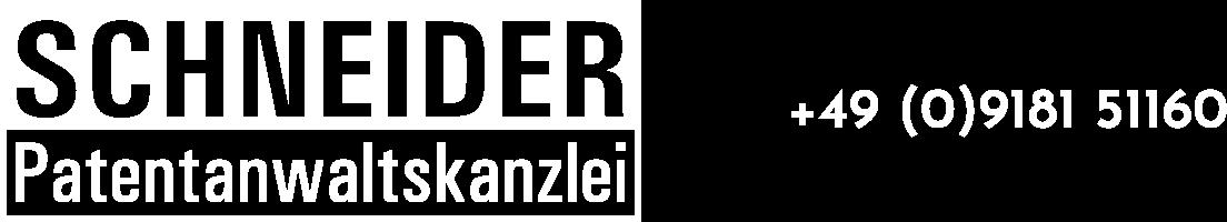 Patentanwalt Schneider, Region Nürnberg, Patentanwalt, Nürnberg, Neumarkt, Weiden, Regensburg, Oberpfalz, Nordbayern, Ostbayern, Bayern